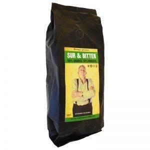 "Kaffebönor ""Sur & Bitter"" 500g - 61% rabatt"