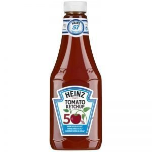 Ketchup Mindre Socker & Salt 960g - 48% rabatt
