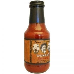 """Ketchup """"Srirach-Ah"""" 340g - 38% rabatt"""
