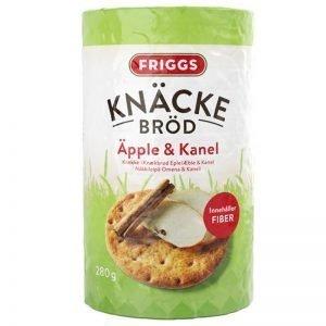 Knäckebröd Äpple & Kanel - 40% rabatt
