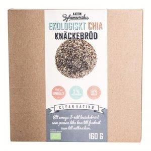 Knäckebröd Chiafrön 200g - 30% rabatt