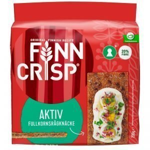 Knäckebröd Fullkornsråg 200g - 50% rabatt