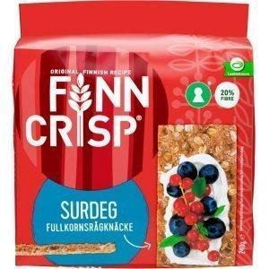 Knäckebröd Fullkornsråg & Surdeg 240g - 56% rabatt