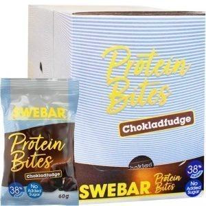 Proteinbites Chokladfudge 12-pack - 40% rabatt