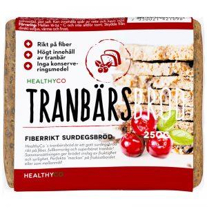 "Proteinbröd ""Cranberry"" 250g - 54% rabatt"