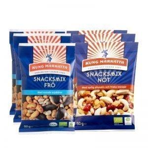 Snacksmix Paket - -8% rabatt