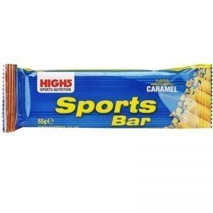 "Sportbar ""Caramel"" 55g - 55% rabatt"
