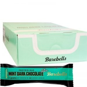 Barebells Mint Dark Chocolate 12-pack - 59% rabatt