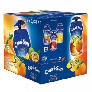 Capri-Sun Multivitamin 15-pack - 41% rabatt