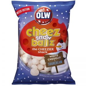 Cheez Snowballz - 37% rabatt