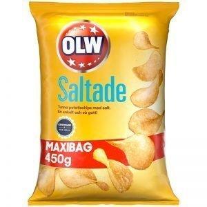 Chips Lättsaltade Maxibag - 27% rabatt