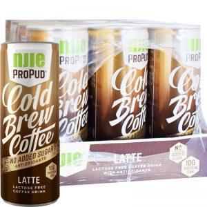 Cold Brew Coffee Latte 12-pack - 70% rabatt