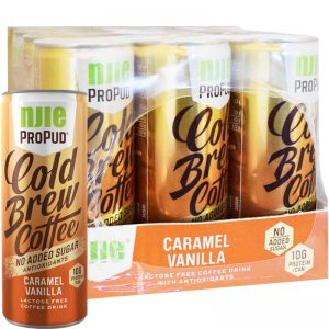 Coldbrew Coffee Caramel Vanilla 12-pack - 70% rabatt