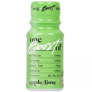 Energishot Apple Lime - 56% rabatt