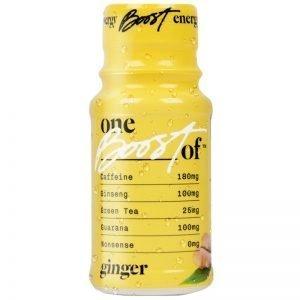 Energishot Ginger - 59% rabatt