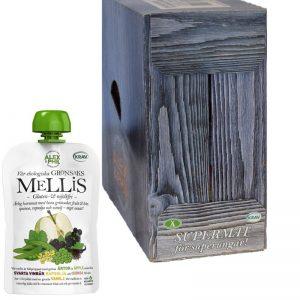 Grönsaksmellis 5-pack - 24% rabatt