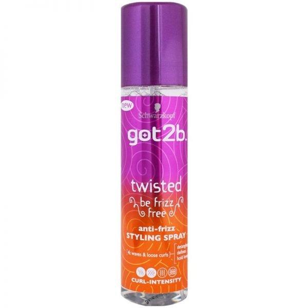 Hårspray Styling Spray - 59% rabatt