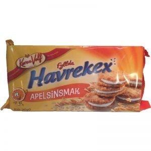Havrekex Apelsin - 80% rabatt