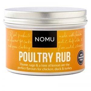 """Kryddblandning """"Poultry Rub"""" 55g - 92% rabatt"""