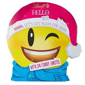 Lindt Julkalender Emojis - 63% rabatt