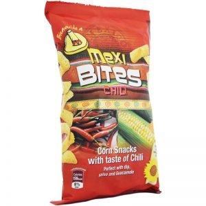 Majssnacks Chili 125g - 66% rabatt