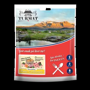 Norsk Turmat Pasta Carbonara