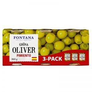 Oliver Pimiento 3-pack - 32% rabatt