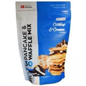 Pannkaks- & Våffelmix Cookies & Cream - 70% rabatt