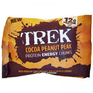 "Proteinbitar ""Cocoa Peanut Peak"" 60g - 72% rabatt"
