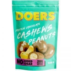 Proteinchoklad Cashew- & Jordnötter - 40% rabatt