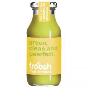 Smoothie Päron, Citrongräs & Grönkål 250ml - 25% rabatt