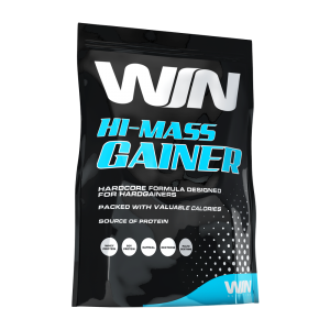 100% Hi-Mass Gainer Improved Flavour 5 lbs (2268 g) Flavor: Choklad