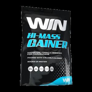 100% Hi-Mass Gainer Improved Flavour 5 lbs (2268 g) Flavor: Choklad och jordnötssmör