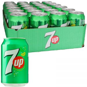 7up 24-pack - 35% rabatt