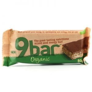 9 Bar original 50g glutenfri vetefri