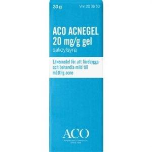 ACO Acnegel, gel 20 mg/g 30 ml