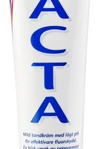 Acta Tandkräm Original 125 ml
