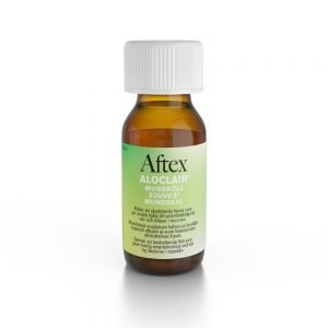 Aftex Aloclair munskölj 120 ml