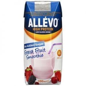 Allevo high protein smoothie forest fruit 330ml