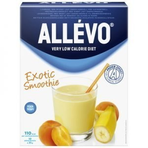 Allevo kick start smoothie exotic 10p VLCD