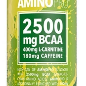 AminoPro BCAA Lemon & Lime 33 cl