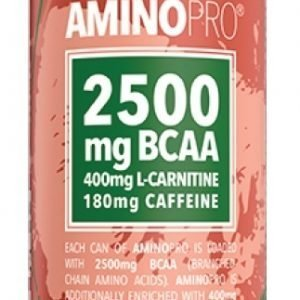 AminoPro BCAA Watermelon & Strawberry 33 cl