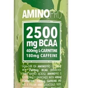 AminoPro BCAA pear & ginger 33 cl