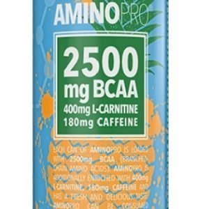 AminoPro BCAA pineapple 33 cl