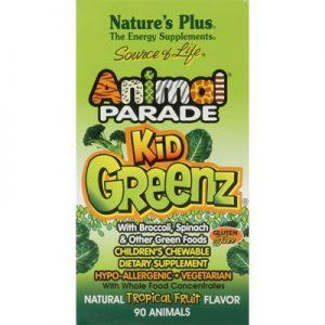 Animal Parade Kid Greenz 90 tabletter
