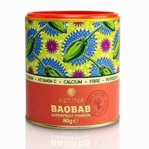 Baobabpulver 80g EKO