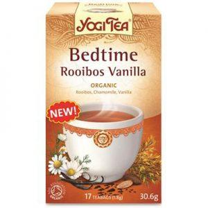 Bed Time Rooibos Te Vanilla 17p KRAV EKO