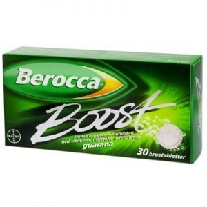 Berocca Boost Acerola 30st 2x15st