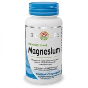 Bio-Life Magnesium 60k EK
