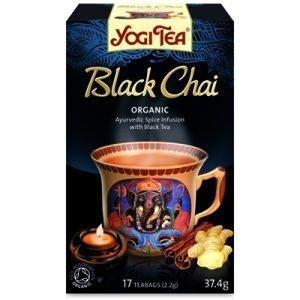 Black Chai Te 17p KRAV EKO